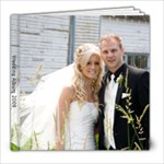 WeddingFinal - 8x8 Photo Book (20 pages)