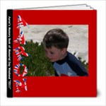 California Trip 2011 - 8x8 Photo Book (30 pages)