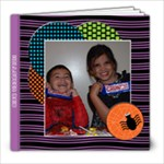 My Trick or Treaters 8x8 - 8x8 Photo Book (20 pages)