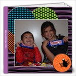 My Trick or Treaters 12x12 - 12x12 Photo Book (20 pages)