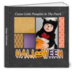 happy Halloween - 8x8 Deluxe Photo Book (20 pages)