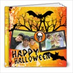happy Halloween - 8x8 Photo Book (39 pages)