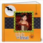 12x12 (40 pages): Trick or Treat - 12x12 Photo Book (40 pages)