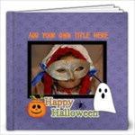 12x12 (20 pages): Happy Halloween - 12x12 Photo Book (20 pages)