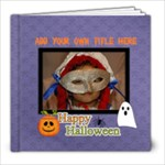 8x8 (20 pages): Happy Halloween - 8x8 Photo Book (20 pages)