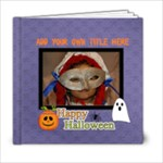 6x6 (20 pages): Happy Halloween - 6x6 Photo Book (20 pages)