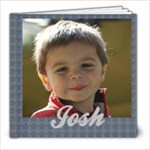 Josh Book - 8x8 Photo Book (60 pages)