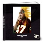Big Pete 70th birthday - 8x8 Photo Book (60 pages)
