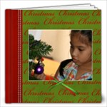 12x12 (40 pages)-Christmas - 12x12 Photo Book (40 pages)
