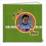 8x8 (39 pages)- For Boys (BE YOU) - 8x8 Photo Book (39 pages)