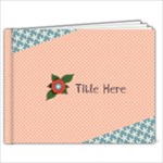 11 x 8.5 (20 pages): Flower Girl - 11 x 8.5 Photo Book(20 pages)