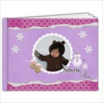 11 x 8.5 (20 pages):  Snow Fun - 11 x 8.5 Photo Book(20 pages)