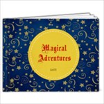 11 x 8.5 (20 pages): Magical/Disney Memories - 11 x 8.5 Photo Book(20 pages)
