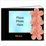 Candy Flowers and Hearts General Purpose book 11x8.5 - 11 x 8.5 Photo Book(20 pages)
