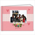 11 x 8.5 (20 pages): Forever Friends - 11 x 8.5 Photo Book(20 pages)