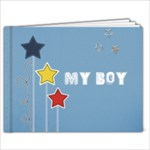 11 x 8.5 (20 pages): My Boy - 11 x 8.5 Photo Book(20 pages)