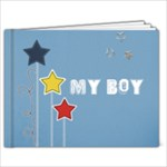 9 x7 (20 pages): My Boy - 9x7 Photo Book (20 pages)