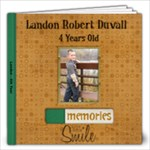 Landon final - 12x12 Photo Book (40 pages)