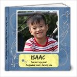 Isaac_Years 3 & 4 - 8x8 Photo Book (80 pages)