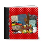 Family Recipes - 6x6 Deluxe Photo Book (20 pages)