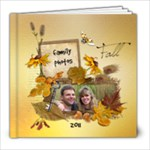 Fall Book To Copy 8x8 20 pg - 8x8 Photo Book (20 pages)