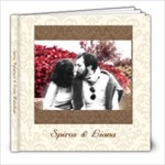 spiros & liana  - 8x8 Photo Book (20 pages)
