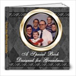 Grandmas - 8x8 Photo Book (20 pages)