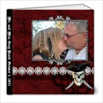 Pirate Wedding - 8x8 Photo Book (20 pages)