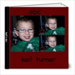 kails abc - 8x8 Photo Book (20 pages)