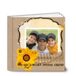 friendship - 4x4 Deluxe Photo Book (20 pages)