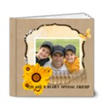 friendship - 6x6 Deluxe Photo Book (20 pages)