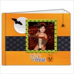 9x7 (20 pages): Trick or Treat - 9x7 Photo Book (20 pages)