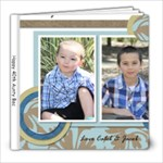 Aunty Bec - 8x8 Photo Book (20 pages)