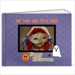 9x7 (20 pages): Happy Halloween - 9x7 Photo Book (20 pages)