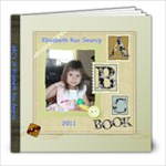 ABC s of Elizabthe Kuo Searcy - 8x8 Photo Book (20 pages)