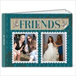 My Friends 11x8.5 20 Page Photo Book - 11 x 8.5 Photo Book(20 pages)