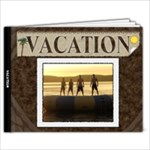 Vacation 11x8.5 Photo Book - 11 x 8.5 Photo Book(20 pages)