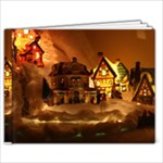 Christmas Day 11x8,5 photo book - 11 x 8.5 Photo Book(20 pages)