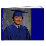 Kevin 8th - 11 x 8.5 Photo Book(20 pages)