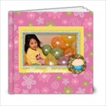 birthday girl 6x6 20 pgs - 6x6 Photo Book (20 pages)