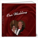 Jan s Wedding - 12x12 Photo Book (60 pages)