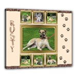 Our Dog 24x20 Stretched Canvas - Canvas 24  x 20  (Stretched)