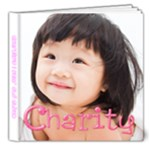 Charity1 - 8x8 Deluxe Photo Book (20 pages)