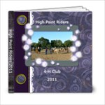 High Point Riders - 6x6 Photo Book (20 pages)