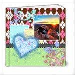Rainbow Garden 6x6 Book2 - 6x6 Photo Book (20 pages)
