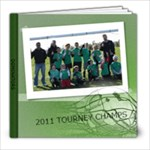 soccer-herb - 8x8 Photo Book (20 pages)