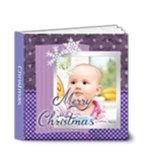 christmas - 4x4 Deluxe Photo Book (20 pages)