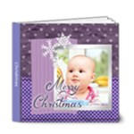 christmas - 6x6 Deluxe Photo Book (20 pages)