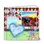 Rainbow Garden Deluxe 6x6 Book - 6x6 Deluxe Photo Book (20 pages)