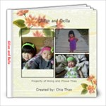 ggab - 8x8 Photo Book (20 pages)
